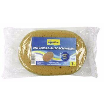12-13180016, aQualine Universal Autoschwamm oval (195x135x70)