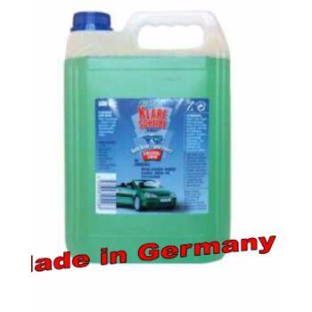 12-583000, Scheibenreiniger 5 Liter grün mit Apfelduft, Made in Germany