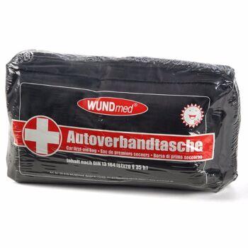 28-620570, Autoverbandtasche, Inhalt nach DIN 13164, Kfz-Verbandtasche gemäß STVZO, MHD 05/2021