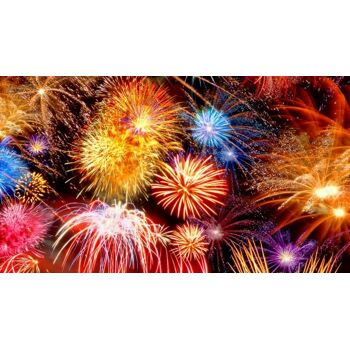 Feuerwerk Sonderposten Mischung XXL perfekt für Hochzeiten und Geburtstage und Widerverkäufer