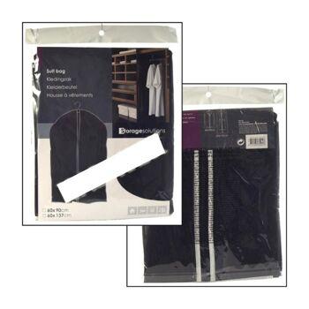 12-75339, Kleidersack mit Reißverschluß, ideal für Reise, unterwegs, usw
