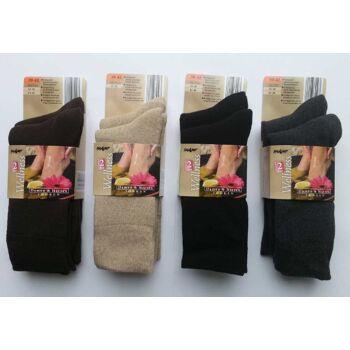 Winter Wellness Socken für Damen und Herren VE 40 Doppelpack (80 Paar)