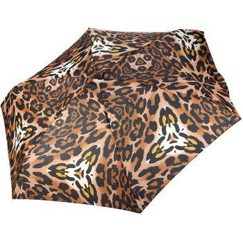 28-733831, Taschenschirm 98 cm, extra kleines Packmaß, Regenschirm, Regenschutz, ideal für unter wegs