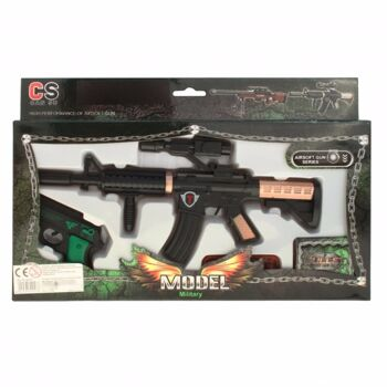 10-541270, Softair Gewehr-Set