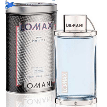 Parfüm Made in France / Euro 1 // Lomani Lomax EDT Perfume For Men 100ml / Eau de Parfume for Men and Woman / Markenparfüm Neuware Frei verkäuflich  /  - deutscher Hersteller - Made in Germany - 1A Ware/  B Ware ! Euro-1 Ware!