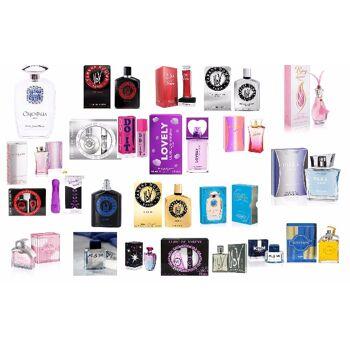 Parfüm Made in France / Euro 1 / Seductive Touch Giorgio Valenti for women100ml  / Eau de Parfume for Men and Woman / Markenparfüm Neuware Frei verkäuflich ,   / deutscher Hersteller - Made in Germany - 1A Ware/  B Ware ! Euro-1 Ware!