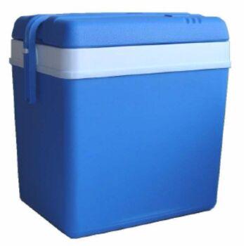 12-109210, stabile Kühlbox 24 Liter, Kühltasche Warmhaltebox Thermobox Kühlschrank Isolierbox