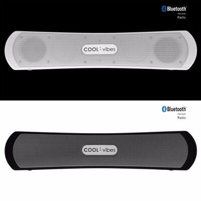 10-600080, Soundbar mit  maxi sound, Lautsprecher & Radio, 2 x 3 Watt,