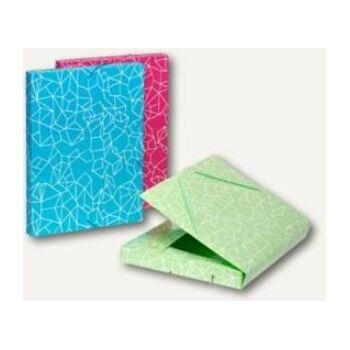 12-V213977, Coolbox Origami Viquel A4    (Heftbox)