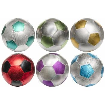 21-4761, Megaball 50 cm, 260GR, Metallicfarben, Wasserball, Strandball, Beachball