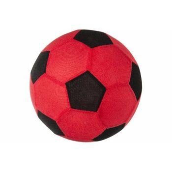 21-4805, MEGABALL 30 cm, 110gr., aufblasbar, Wasserball, Beachball, Spielball, PVC Ball, Fussball, Fußball, Strandball