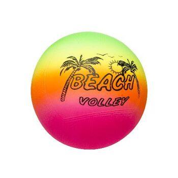21-4809, Beachball 15 cm, , Fussball, Strandball, Beachball, Fußball, Wasserball, Volleyball