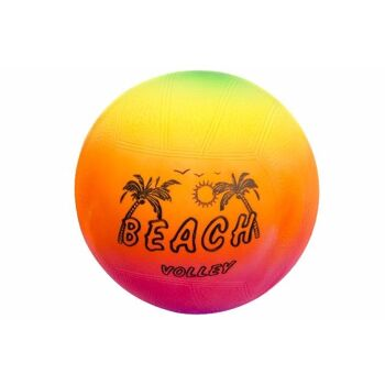 21-4810, Beachball 23 cm, , Fussball, Strandball, Beachball, Fußball, Wasserball, Volleyball