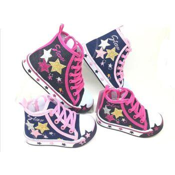 Kinder Jungen Mädchen Sneaker Schuhe Schuh Shoes Sportschuhe Freizeit - 8,90 Euro