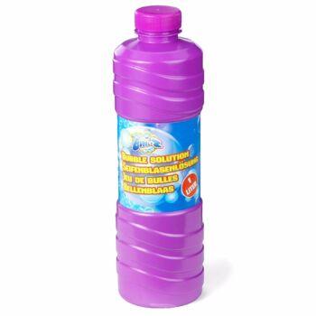 28-790442, Seifenblasenflüssigkeit 1L, zum Nachfüllen, von Seifenblasenspielen usw