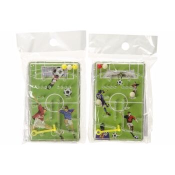 21-4337, Flipperspiel Fussballdesign, Fussballfeld, Fußballfeld