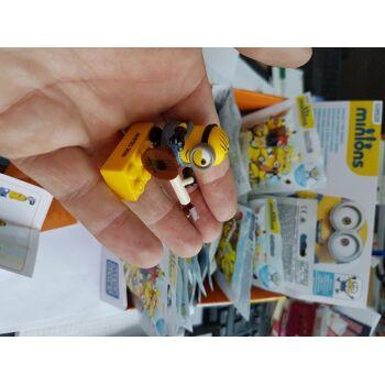 12-CNF46, Minions Sammelfiguren zum neuen Kinofilm Minions Movie Blind Pack