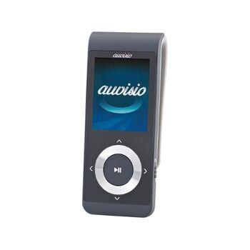 auvisio DMP-320.bt V2 MP4-Player mit Bluetooth, FM-Radio, Video