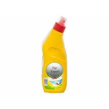 WC Eco Reiniger / WC Cleaner / Cleaner Reiniger   / NUR Export - deutscher Hersteller - Made in Germany - 1A Ware/  B Ware ! Euro-1 Ware!