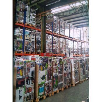 MIX Paletten für Export,Retoure ungeprüfte, LKW Container nur für Export  350,00€