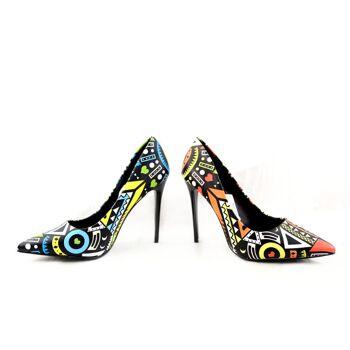 save off 86da5 03caf Damen Pumps Schuhe Shoes Absatz Schuhe Damenschuhe Sommer - 14,49 Euro