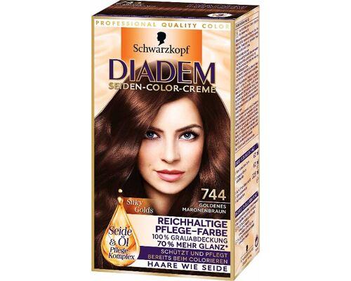 Haarfarbe / Diadem / Intensive Pigment Farbe  / Euro 1 /Schwarzkopf / Seiden - Color Creme ,  / deutscher Hersteller - Made in Germany - 1A Ware/  B Ware ! Euro-1 Ware!