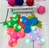 Bluetooth LED Fidget Spinner Hand Finger Spinner Anti Stress Konzentration Kreisel Spielzeug Toy ADS ADHS Musik hören