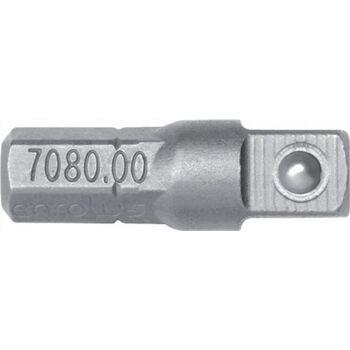 Adapter 1/4Zoll Außen-6/4KT