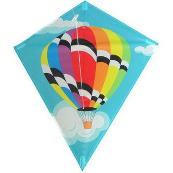 Einleinerdrachen Diamond Balloon 60x70cm, 1 Stück