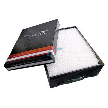 MAX 1000 Zigaretten-Filterhülsen in Schuhbox