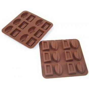 Pralinenform Brown Coffee SMO02