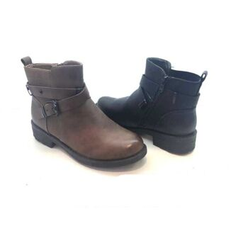 Damen Stiefel Outdoor Boots Schuhe Shoes Stiefeletten - 15,49 Euro