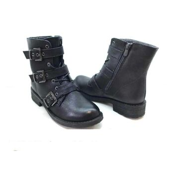 Damen Stiefel Outdoor Boots Schuhe Shoes Stiefeletten - 16,90 Euro