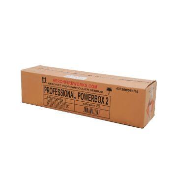 Heron Powerbox 2 Verbund Silvester Batterie Feuerwerk