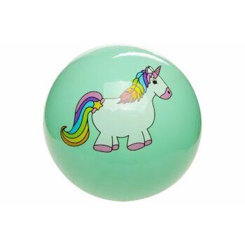 21-4868, Fussball Einhornmotiv 23 cm, Fußball, Strandball, Wasserball, Spielball
