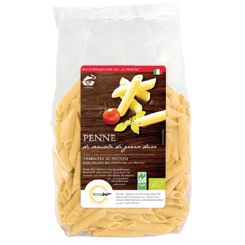 Spaghetti Nudeln Teigwaren Bio Nudeln Fusili