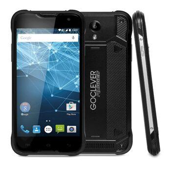 GoClever QUANTUM 2 500 Rugged Outdoor Smartphone IP65 wasserdicht mit Powerbank Funktion