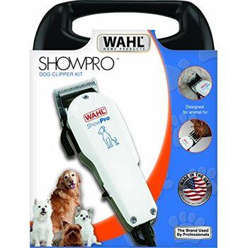 Wahl Show Pro 9265-2016 Tierschermaschine für Hunde und Katzen 9 Watt Haarschneider