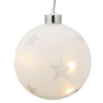 17-43390, Glas LED Kugel