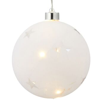 17-43391, Glas LED Kugel