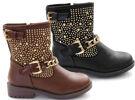 Kinder Mädchen Stiefel Fell Schuhe gefüttert Shoes Schuh Trend - 15,90 EUR