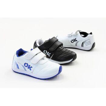 Kinder Jungen Mädchen Sneaker Schuhe Mix Schuh Shoes Sportschuhe Freizeit - 6,79 Euro