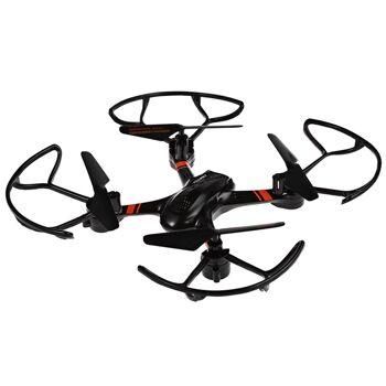 Mini Quadcopter / Drohne / Super F (schwarz)