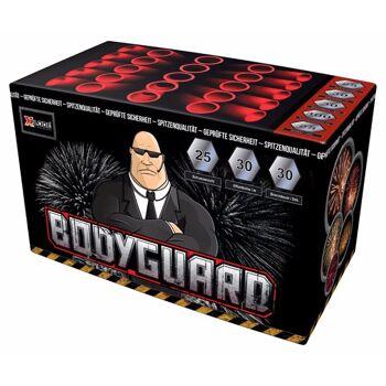 Batteriefeuerwerk Bodyguard