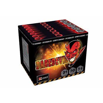 Batteriefeuerwerk Dare Devil