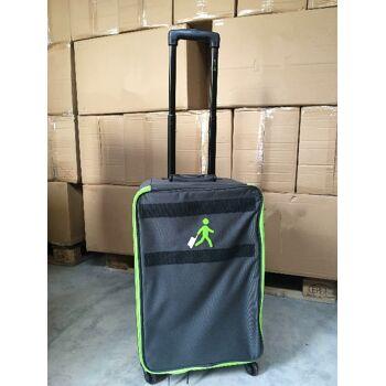 Koffer-mit Teleskop-Griff