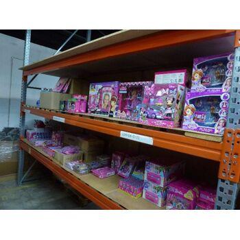 Markenspielwaren, Lego, Mattel, Playmobil, Ravensburger, Dickie, Hasbro, Fisher Price, Barbie, etc., ALLES NEUWARE