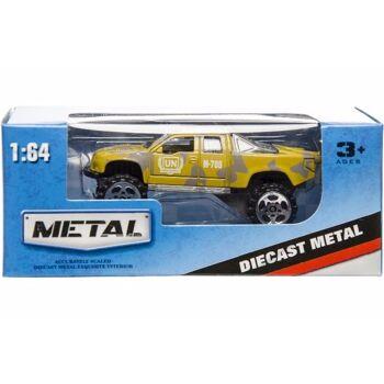 21-3735, Metall Fahrzeuge Off Road Jeeps/Truck, M 1:64