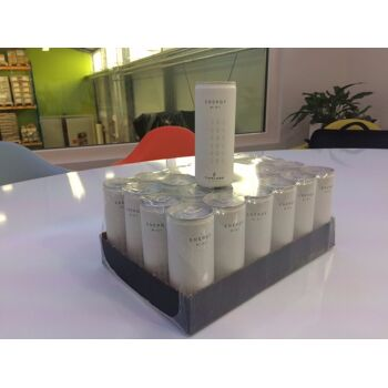 Offer Energy drink mint mit grüntee guarana extrakt
