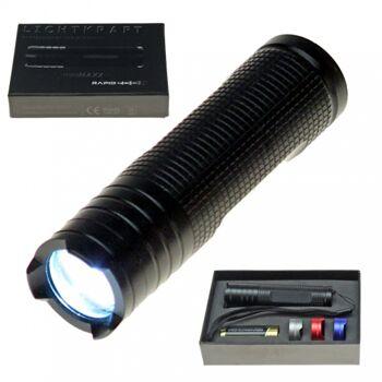 10-986860, LED Alu Taschenlampe